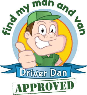 driver dan approved cartoon image