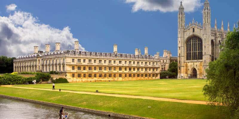 man and van Cambridge photograph