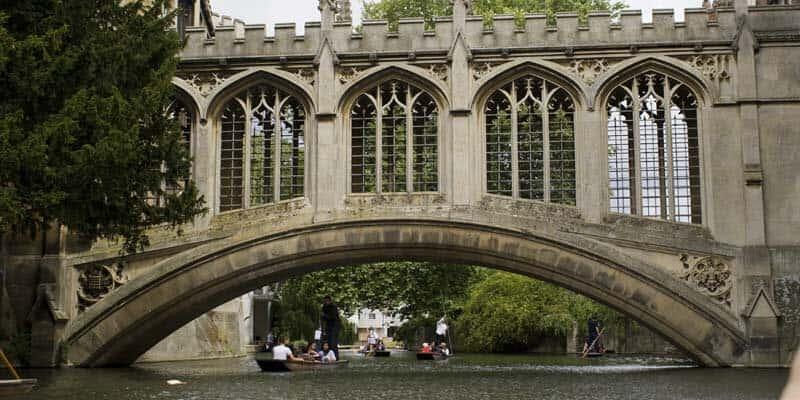 man & van Cambridge photograph