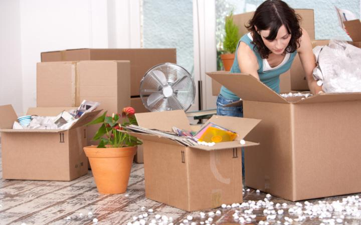 Packing and Preparing Before Your House Move