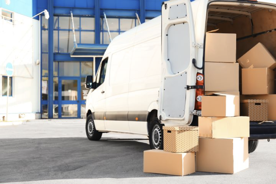 Handling The Move To Your New Home: from the moving vans all the way to your energy contracts!