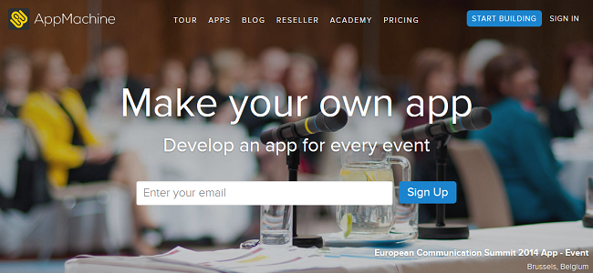 AppMachine is an outstanding web-app framework used to build high-quality web applications.
