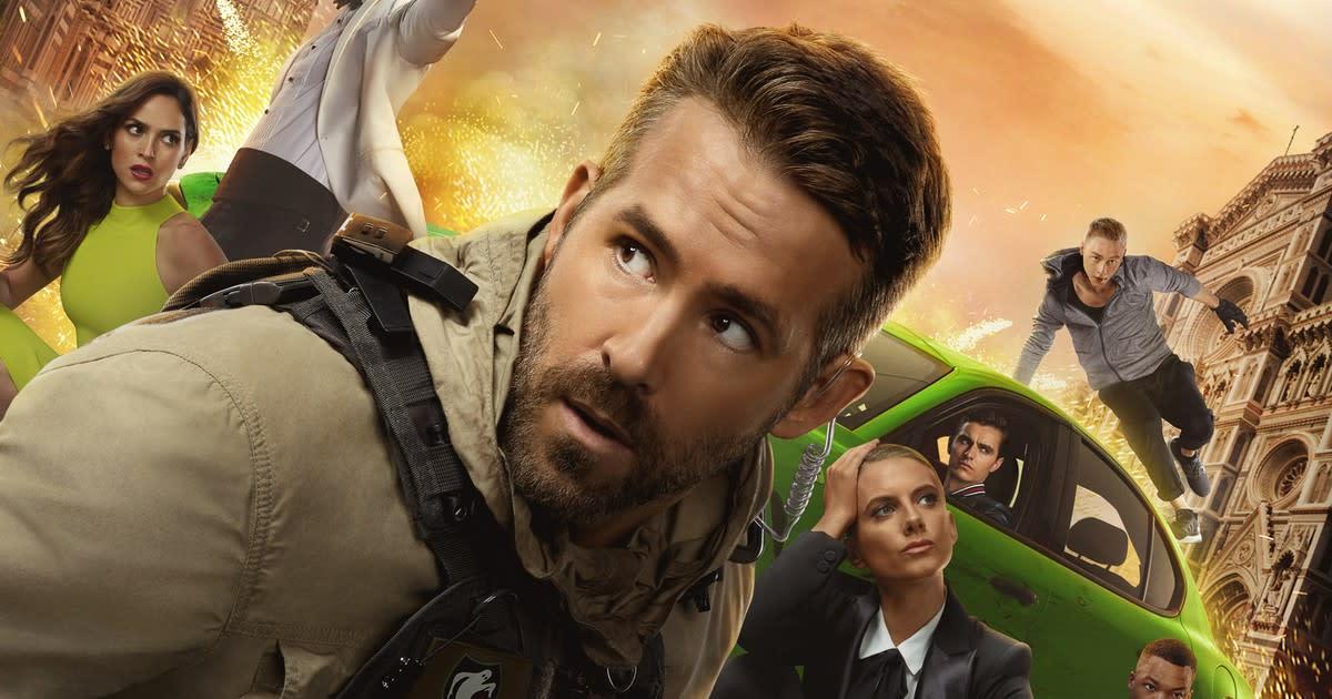 Ryan Reynolds Elokuvat