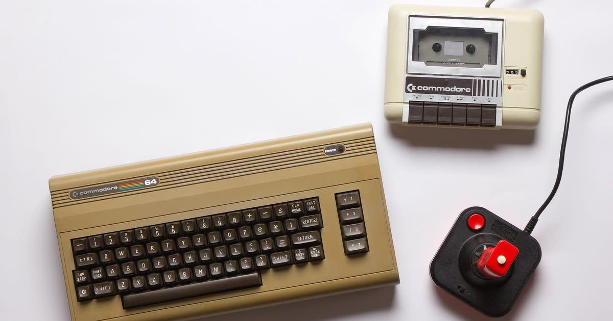 C64 Pelit