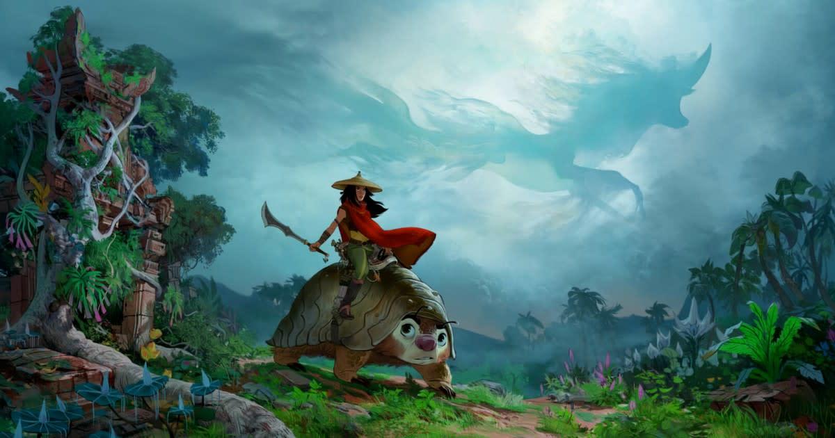 Disney Elokuvat 2021