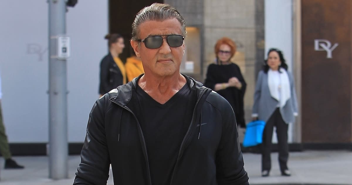 Sylvester Stallone Kuollut