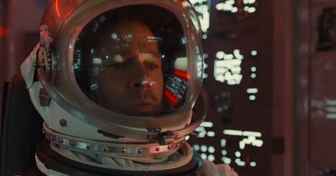 Brad Pitt tähdittää scifi-leffaa Ad Astra 20.9. - uusi näyte