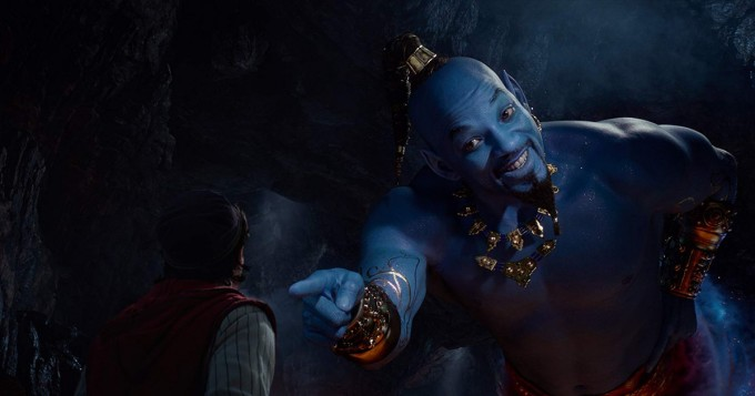 Elokuvateattereissa tänään: uusi Aladdin