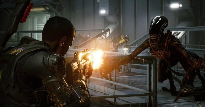 Alien-elokuvista tutut avaruushirviöt haastavat ihmissotilaat toimintapelissä Aliens: Fireteam Elite