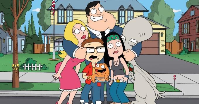 Aikuisille suunnattu Viaplay-animaatiosarja American Dad saa jatkoa - 16. tuotantokauden hulvaton traileri