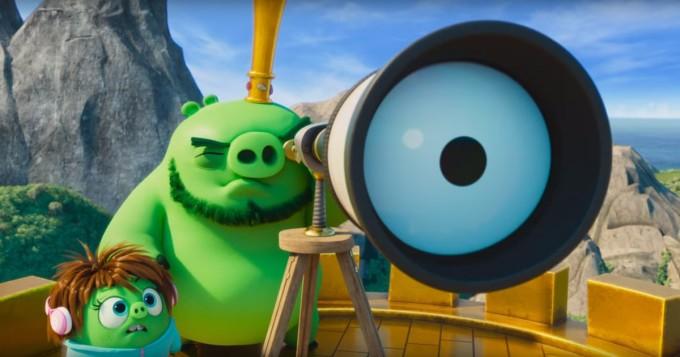 Angry Birds -elokuva 2 sai uuden suomeksi dubatun trailerin