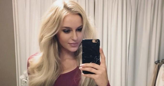 Huh! Tässä on Ruotsin suosituin takapuoli: Anna Nyström, 27, villitsee