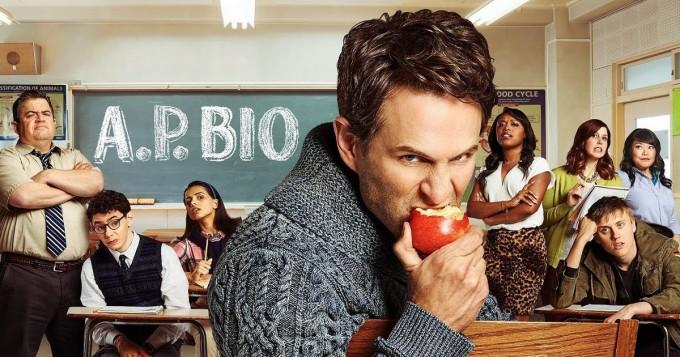 HBO Nordic -sarja A.P. Bio lopetetaan