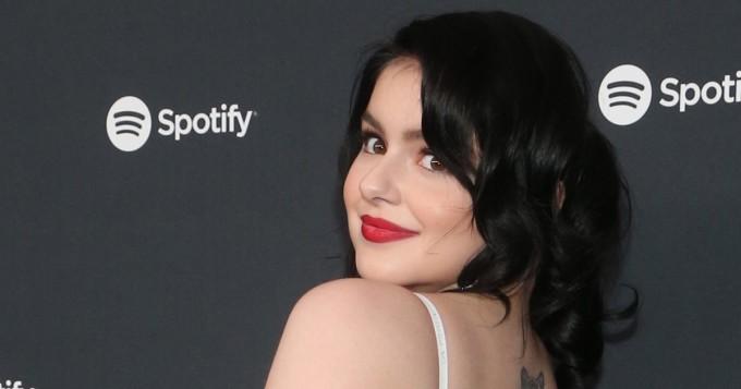 Wow! Moderni perhe -suosikki Ariel Winter käänsi päät muodoillaan Spotify-juhlissa
