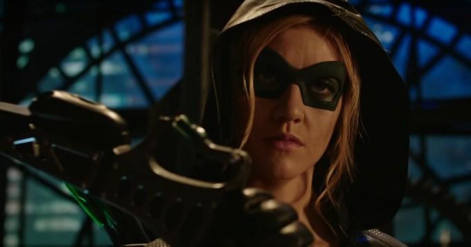 Arrow päättyy pian - tältä näyttää uusi Vihreä Nuoli, Mia Smoak, jota esittää Shadowhunters-tähti Katherine McNamara