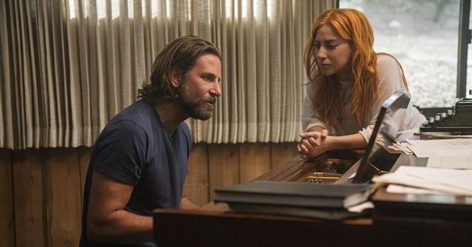 Lady Gaga ja Bradley Cooper julkaisivat Shallow-musiikkivideon - peräisin elokuvasta A Star Is Born