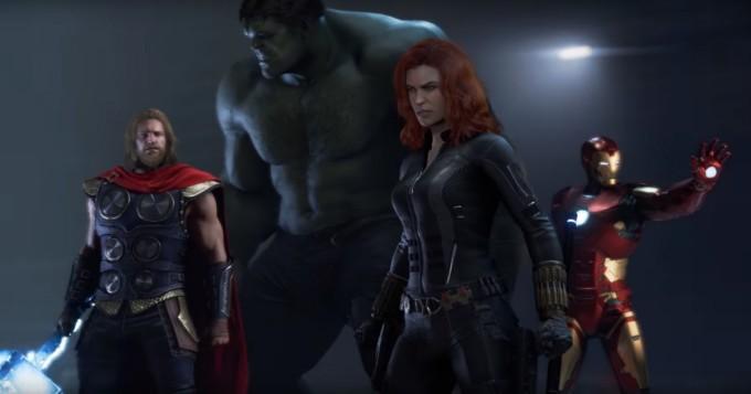 Suurta Marvel-peliä pukkaa: Avengers: A-Day - PS4, Xbox One, PC, Stadia