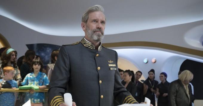 HBO Nordic nyt: Hugh Laurie tähdittää uutta HBO-scifi-komediaa Avenue 5