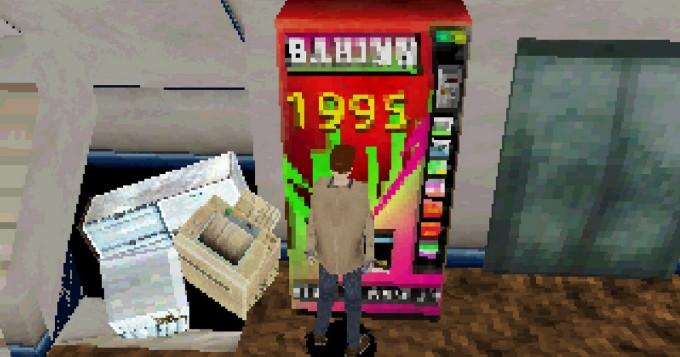 PS4, Xbox One ja Switch: Back in 1995 -peli on MM-lätkän sijasta retrokauhua