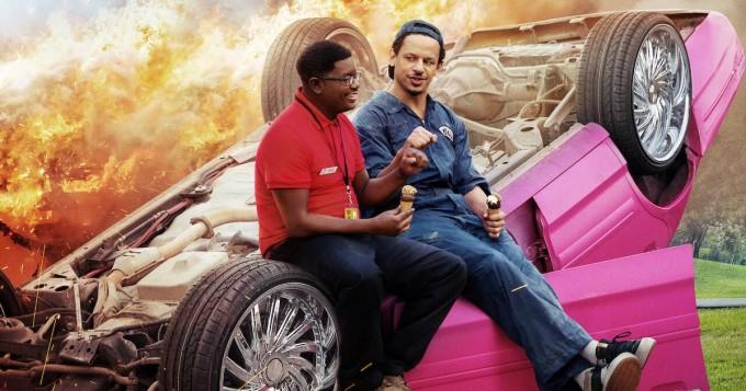 Netflix nyt: piilokamerakomedia Bad Trip - Eric André, Lil Rel Howery ja Tiffany Haddish tähdittävät