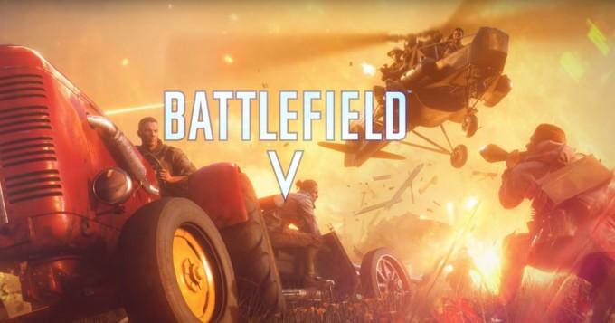 Battlefield V -pelin battle royale -pelimoodista gameplay-traileri - tältä näyttää Firestorm