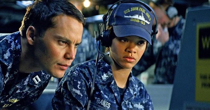 Kutonen tänään: scifi-toiminta Battleship - tämä kaikki Rihanna-leffassa meni pieleen