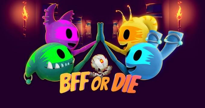 Nyt PS4:lle: hullunhauska yhteistyöpeli BFF or Die jopa neljälle pelaajalle