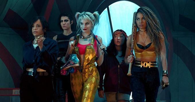 Suicide Squad -leffan Harley Quinn palaa - Birds of Prey -elokuvasta suomitraileri