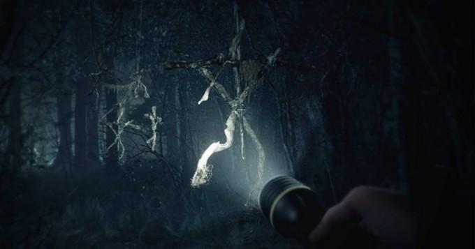 Missä viipyy PS4:n Blair Witch?