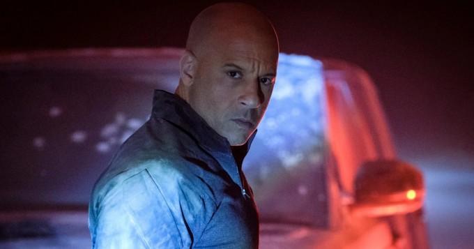 Uusi Bloodshot-traileri - Vin Diesel ja Outlander-tähti Sam Heughan supersankarileffassa