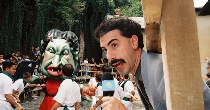 Borat saa jatkoa - Amazon Prime Video kiinnitti leffan yksinoikeudella