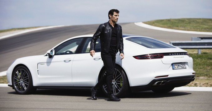 Porsche x BOSS - Hugo Boss ja F1-legenda Mark Webber yhteistyössä