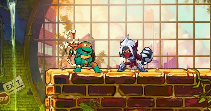 Teenage Mutant Ninja Turtles nyt mukana Brawlhalla-pelissä