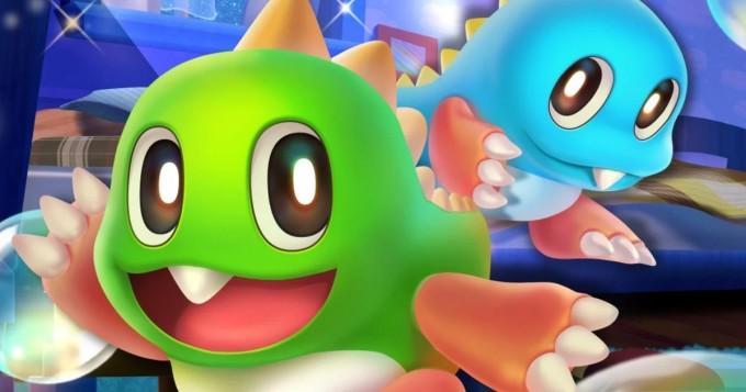 Bubble Bobble teki paluun! Tältä näyttää Bubble Bobble 4 Friends