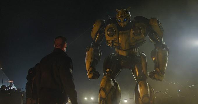 Transformers-spinoff Bumblebee sai uuden trailerin