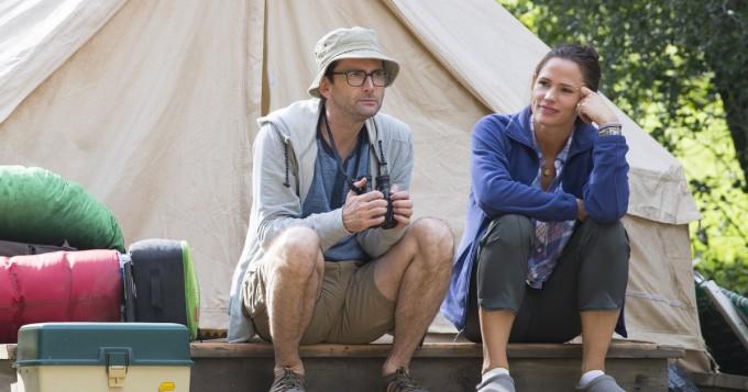 HBO Nordic aloittaa tänään uuden huippusarjan Camping - 2 supertähteä mukana