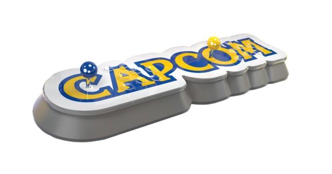 Capcom Home Arcade tuo retropelit kotiin - hinta voi kauhistuttaa