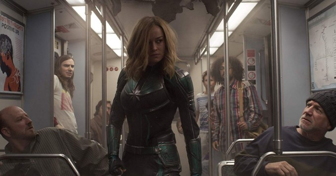 Captain Marvel saa jatkoa