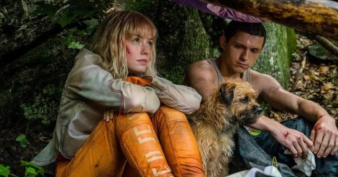 Tänään leffateattereissa: Tom Holland ja Daisy Ridley tähdittävät scifi-leffaa Chaos Walking