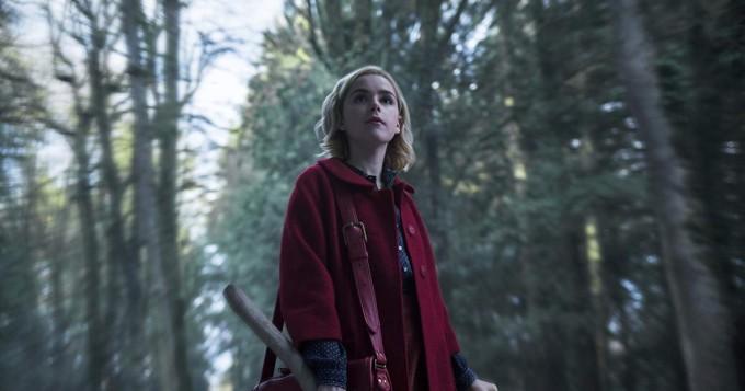 Netflix jatkaa Sabrina: Pimeällä puolella -sarjaa 24.1.2020