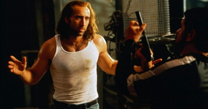 TV:ssä klo 21.00: Con Air - tämä kaikki Nicolas Cage -klassikossa meni pieleen