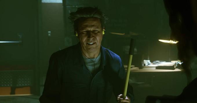 Martti Suosalo voitti BAFTA-palkinnon Control-pelin roolistaan