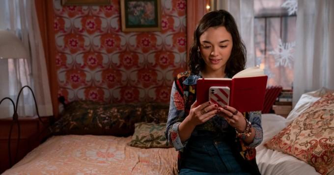 Netflix aloittaa pian uuden alkuperäissarjan Dash & Lily - romanttinen komedia perustuu menestyskirjaan