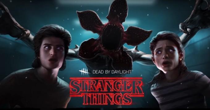 Stranger Things ja kauhupeli Dead by Daylight kohtaavat