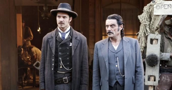 HBO:n suosikkisarja Deadwood saa leffan - kuvaukset alkaneet