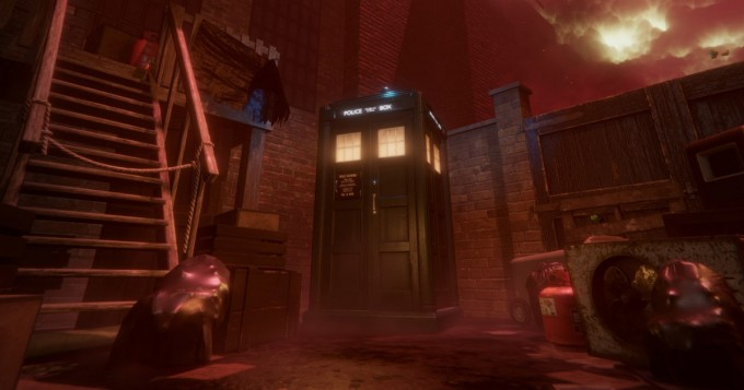 Doctor Who: The Edge of Time -peli ilmestyi - PlayStation VR, Oculus Rift, HTC Vive...