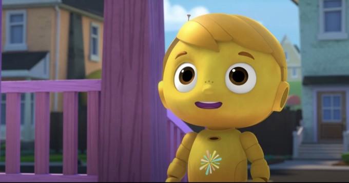 Apple TV+ lapsiperheille: Doug Unplugs -animaatiosarja perustuu Dan Yaccarinon robottikirjaan