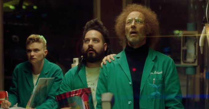 HBO Nordic: musta Adult Swim -komediasarja Dream Corp LLC alkoi