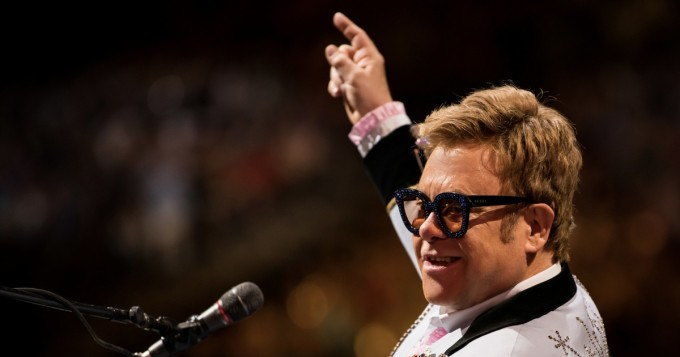 Elton John esiintyy Suomessa syyskuussa 2020