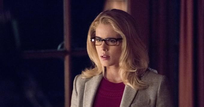 Arrow päättyy - Emily Bett Rickards tekee paluun päätösjaksossa